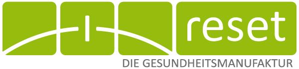 reset - Die Gesundheitsmanufaktur Physiotherapie Logo