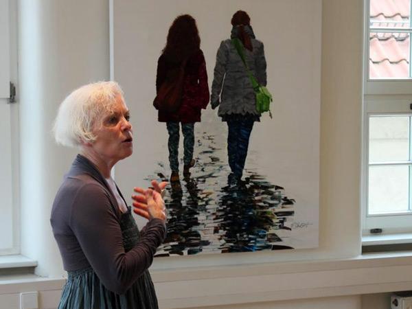 Ausstellung Barbara Schubert