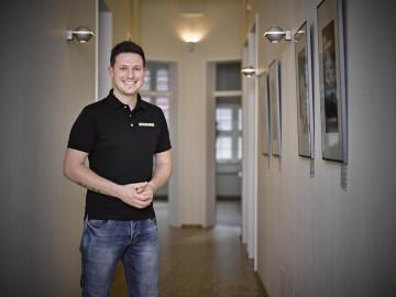 die Gesundheitsmanufaktur: Joachim Tyburzy