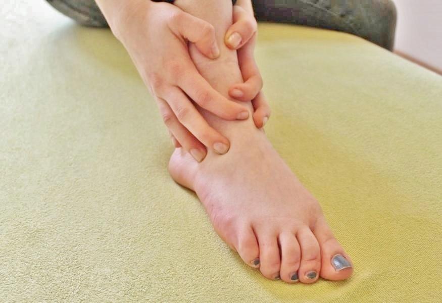 Fersensporn Behandlung