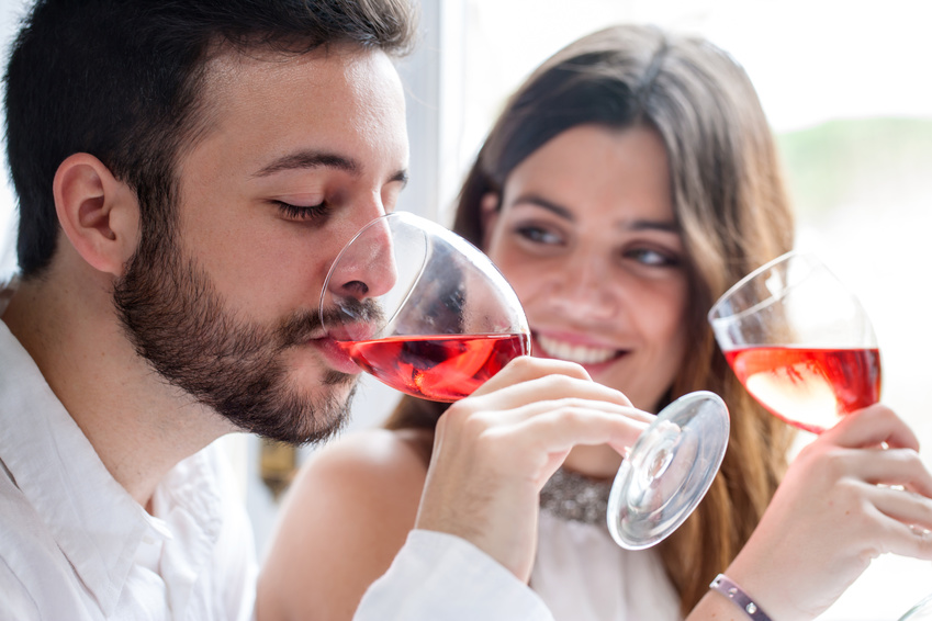 Event bei Reset Wein genießen