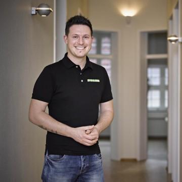 Joachim Tyburzy Teammitglied Reset