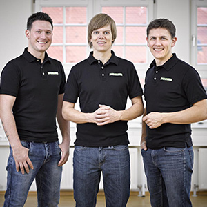 Physiotherapie Stuttgart - das reset Team